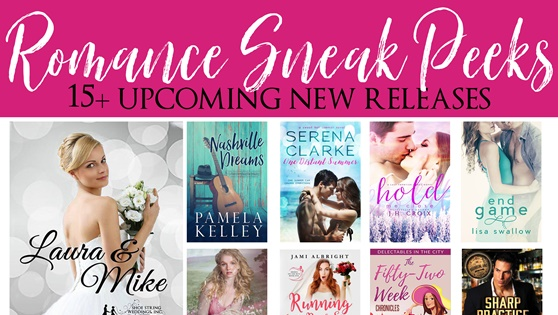 ROMANCE SNEAK PEEK GIVEAWAY